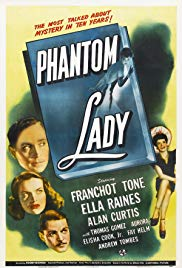Watch Free Phantom Lady (1944)