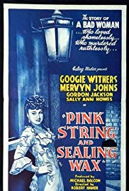 Watch Free Pink String and Sealing Wax (1945)