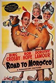 Watch Free Road to Morocco (1942)