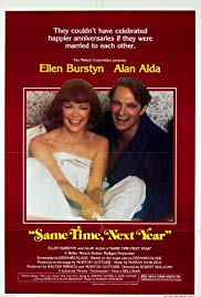 Watch Free Same Time, Next Year (1978)