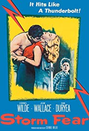 Watch Free Storm Fear (1955)