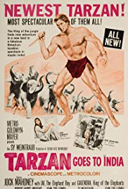 Watch Free Tarzan Goes to India (1962)