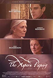 Watch Free The Aspern Papers (2018)