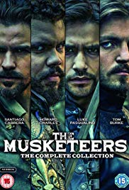 Watch Free The Musketeers (20142016)