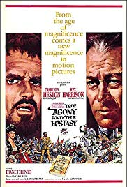 Watch Free The Agony and the Ecstasy (1965)
