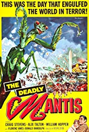 Watch Free The Deadly Mantis (1957)