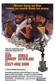 Watch Free The Great Train Robbery (1978)