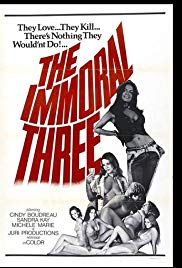 Watch Free The Immoral Three (1975)