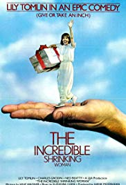 Watch Free The Incredible Shrinking Woman (1981)