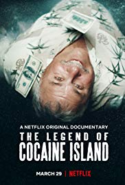 Watch Free The Legend of Cocaine Island (2018)