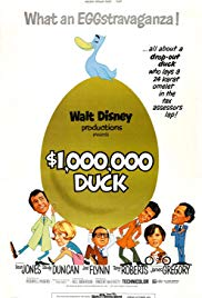 Watch Free The Million Dollar Duck (1971)