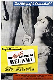 Watch Free The Private Affairs of Bel Ami (1947)