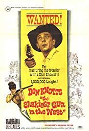 Watch Free The Shakiest Gun in the West (1968)