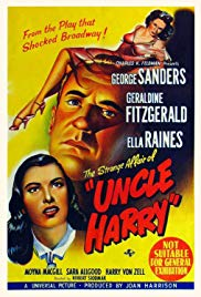 Watch Free The Strange Affair of Uncle Harry (1945)