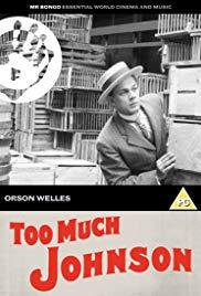 Watch Free Too Much Johnson (1938)