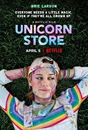 Watch Free Unicorn Store (2017)