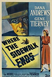 Watch Free Where the Sidewalk Ends (1950)
