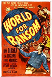 Watch Free World for Ransom (1954)