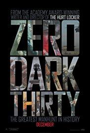 Watch Free Zero Dark Thirty (2012)