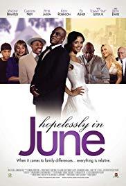 Watch Free Hopelessly in June (2011)