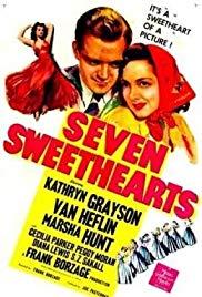 Watch Free Seven Sweethearts (1942)