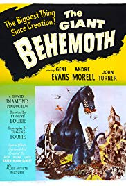 Watch Free The Giant Behemoth (1959)