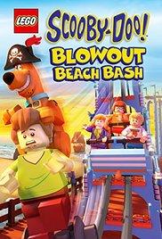 Watch Free Lego ScoobyDoo! Blowout Beach Bash (2017)