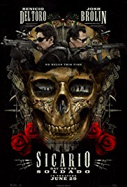 Watch Free Sicario, Day of the Soldado (2018)