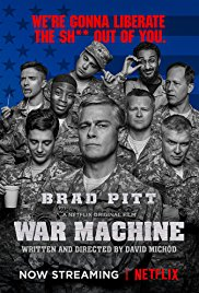 Watch Free War Machine (2017)