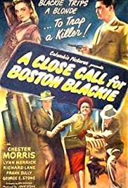 Watch Free A Close Call for Boston Blackie (1946)