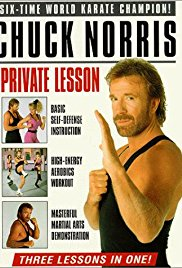 Watch Free Chuck Norris: Private Lesson (1997)