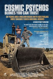 Watch Free Cosmic Psychos: Blokes You Can Trust (2013)