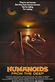 Watch Free Humanoids from the Deep (1980)