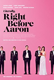 Watch Free Literally, Right Before Aaron (2017)