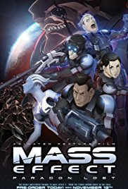 Watch Free Mass Effect: Paragon Lost (2012)