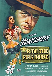 Watch Free Ride the Pink Horse (1947)