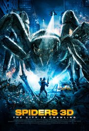Watch Free Spiders 3D (2013)