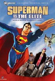 Watch Free Superman vs. The Elite (2012)