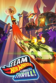 Watch Free Team Hot Wheels: The Skills to Thrill (2015)