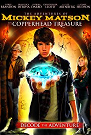 Watch Free The Adventures of Mickey Matson and the Copperhead Treasure (2012)