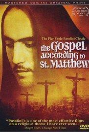 Watch Free The Gospel According to St. Matthew (1964)