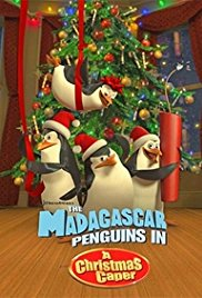 Watch Free The Madagascar Penguins in a Christmas Caper (2005)