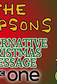 Watch Free The Simpsons Christmas Message (2004)