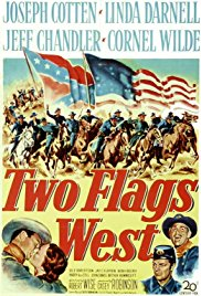 Watch Free Two Flags West (1950)