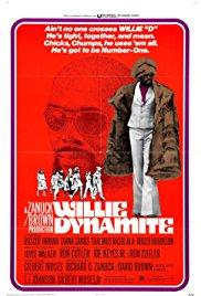 Watch Free Willie Dynamite (1974)