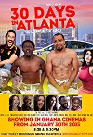 Watch Free 30 Days in Atlanta (2014)