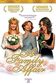 Watch Free A Family Affair (2001)