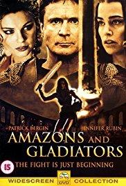 Watch Free Amazons and Gladiators (2001)