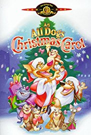 Watch Free An All Dogs Christmas Carol (1998)