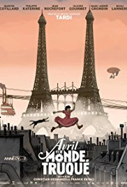 Watch Free April and the Extraordinary World (2015)